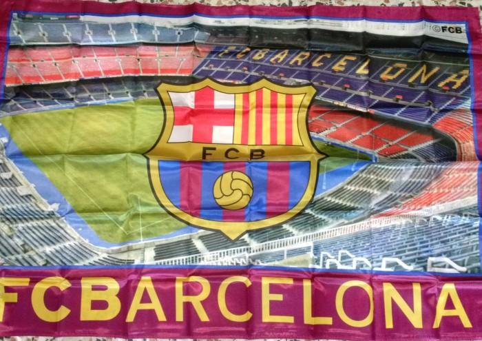 4549a9e042f31 Comprar Bandera futbol club Barcelona Modelo Campo - Worldflags.es